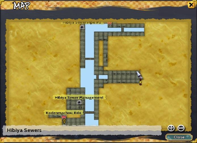 Hibiya Sewers