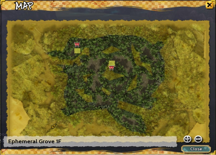 Ephemeral Grove