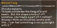 Warped Fang