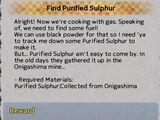 Find Purified Sulphur