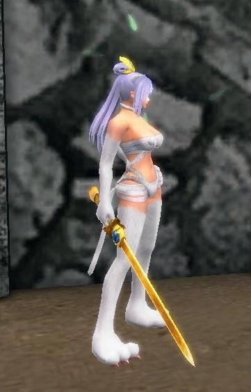 Artisan's Treasure Sword