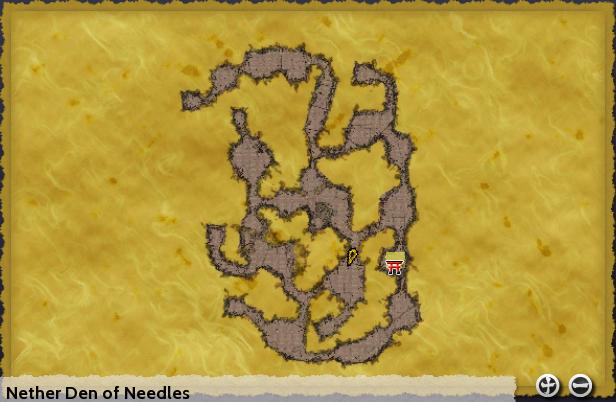Nether Den of Needles