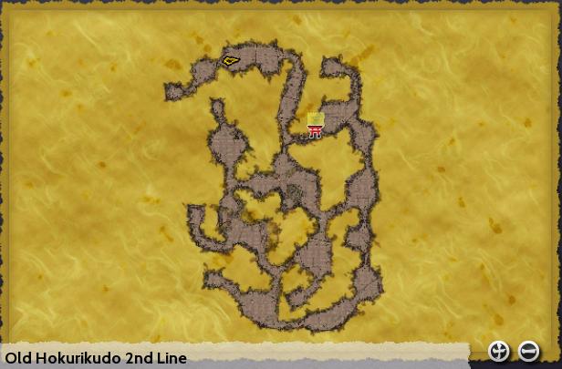 Old Hokurikudo 2nd Line