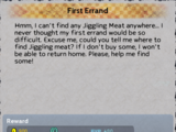 First Errand