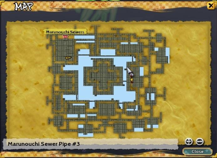 Marunouchi Sewer Pipe No.3