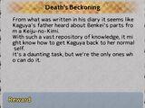 Death's Beckoning