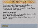 The Silent Tyrant