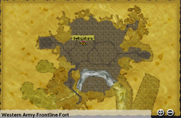 Western Army Frontline Fort