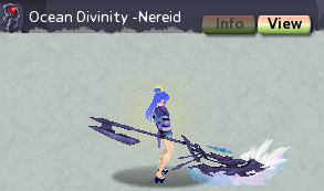 Ocean Divinity -Nereid