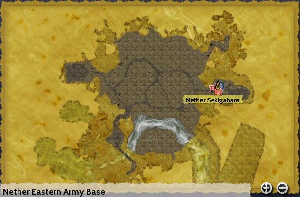 Nether Eastern Army Base