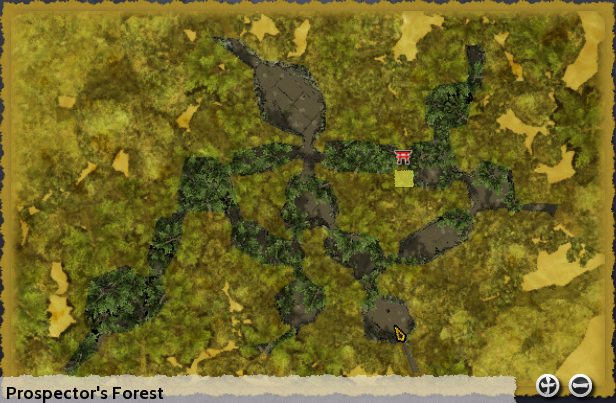 Prospector's Forest
