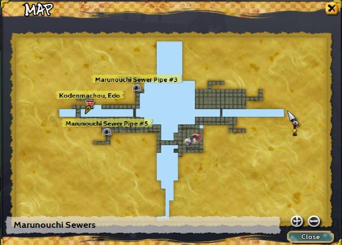 Marunouchi Sewers