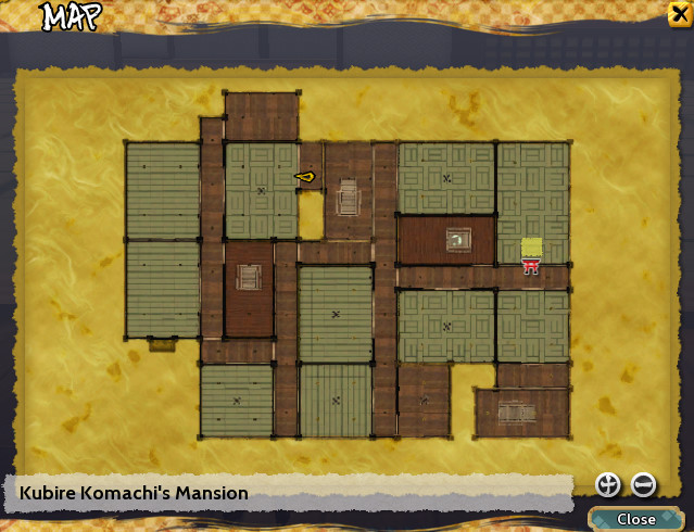 Kubire Komachi's Mansion (Cost: 1 Energy)