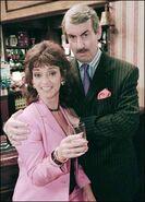 Boycie & Marlene 2001