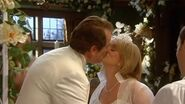 Boycie & Marlene's Wedding Kiss