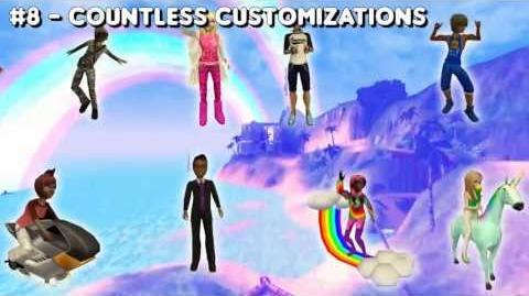 Virtual World - Top 10 Reasons to Play Onverse
