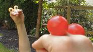 Edgy-Oobi-hand-puppets-Art-Uma-outside