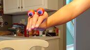 Edgy-Oobi-hand-puppets-Uma-Job-reading-email