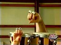 Oobi-shorts-Bongo-Drums-Uma-asks-to-play