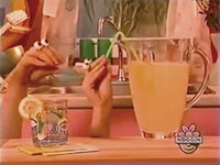 Oobi-shorts-Empty-and-Full-Uma-drinking