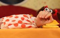 Iranian Persian Oobi Hand Puppet TV Series - Dasdasi Uma