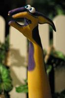 Noggin Oobi Dinosaur! - Uma Umasaurus Nick Jr Nickelodeon TV Show Series Character