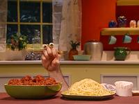Chez-Oobi-Grampu-in-the-kitchen
