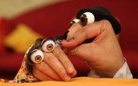 Grampu - Iranian Persian Oobi Hand Puppet TV Series Dasdasi