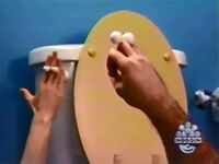 Oobi-shorts-Flush-Uma-pressing-down