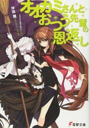 Light Novel Voume 2 Cover.jpg