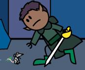 Team Peregrine Commander