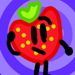 Flaming Strawberry