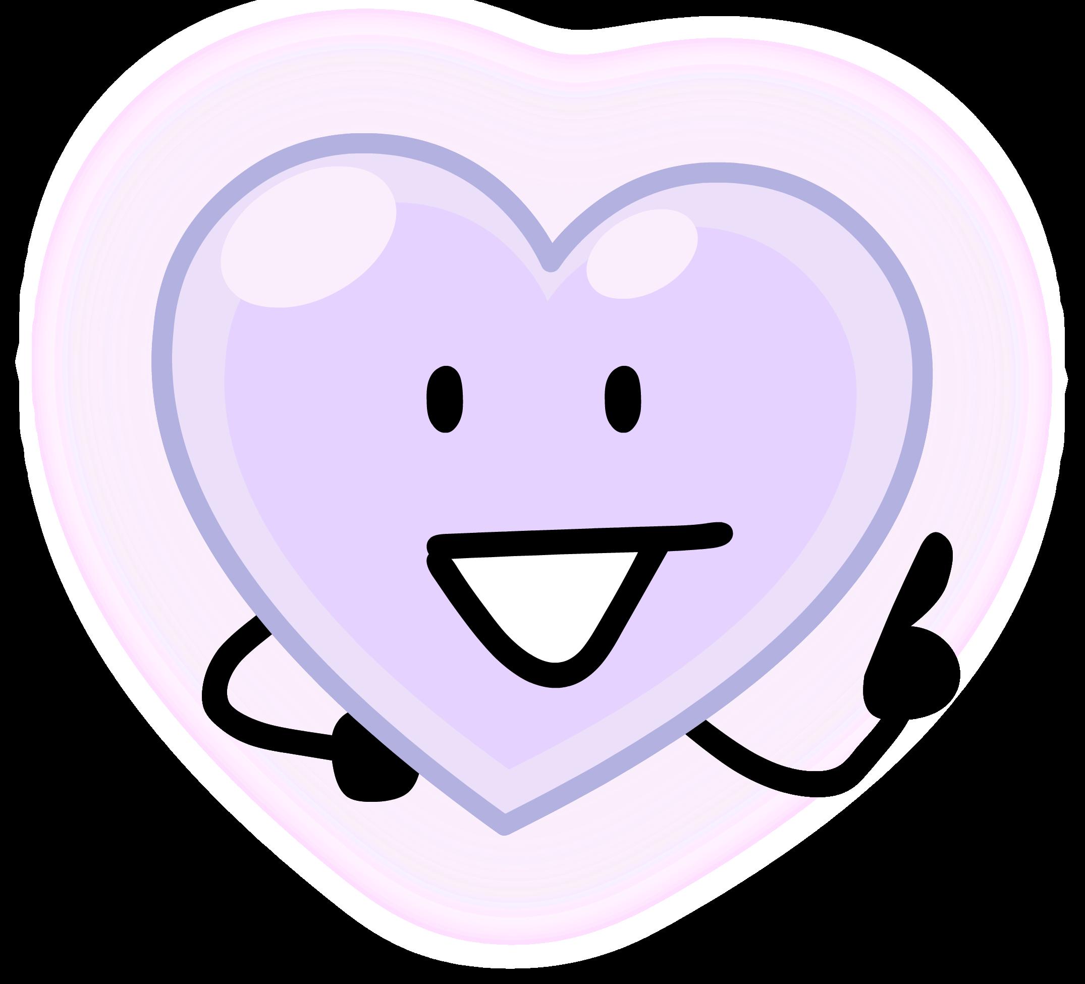 Glowing Heart