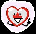 Canadian Glowing Heart