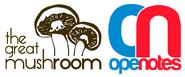 Great mushroom+openotes
