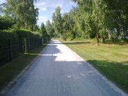 Bild 4 Schotterweg