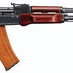 AK-74 Assualt Rifle