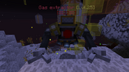 Gaz extractor