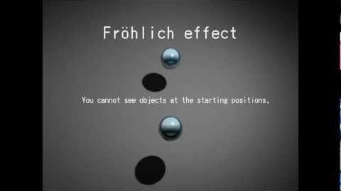Fröhlich Effect