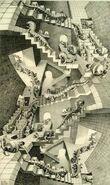 House Of Stairs (Escher)