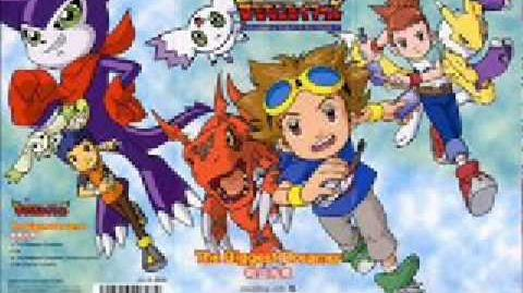 Digimon Tamers - The Biggest Dreamer single