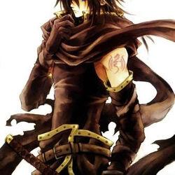 Dark Swordsman Nicholas