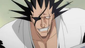 Zaraki Kenpachi - Episode 196