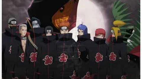 Naruto Akatsuki Theme song FULL