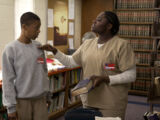 Poussey and Taystee