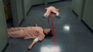 6 x 13 Barb and Carol Corpse