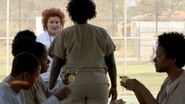 03x12, Poussey, Cindy, Red, Taystee, Janae