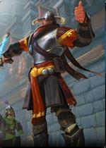 Maximilian Orc Slayer