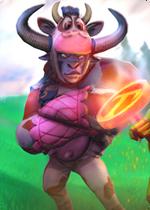 Temper Prized Cow