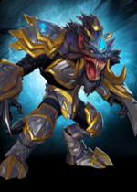 Blackpaw Enchanted Armor
